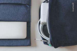 【レビュー】MacBook Proにおすすめ!2,000円前後で買える『Inateck 15インチ ラップトップスリーブケース』