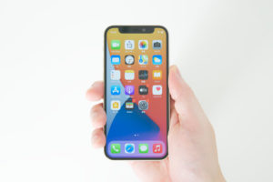 工匠藤井 iPhone 12 mini用 強化ガラスフィルム / ブルーライトカット付きで安定の品質 / レビュー